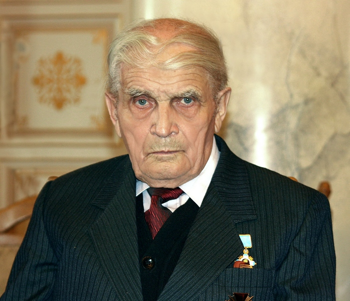 Василь Левкович (фото з домашнього архіву)