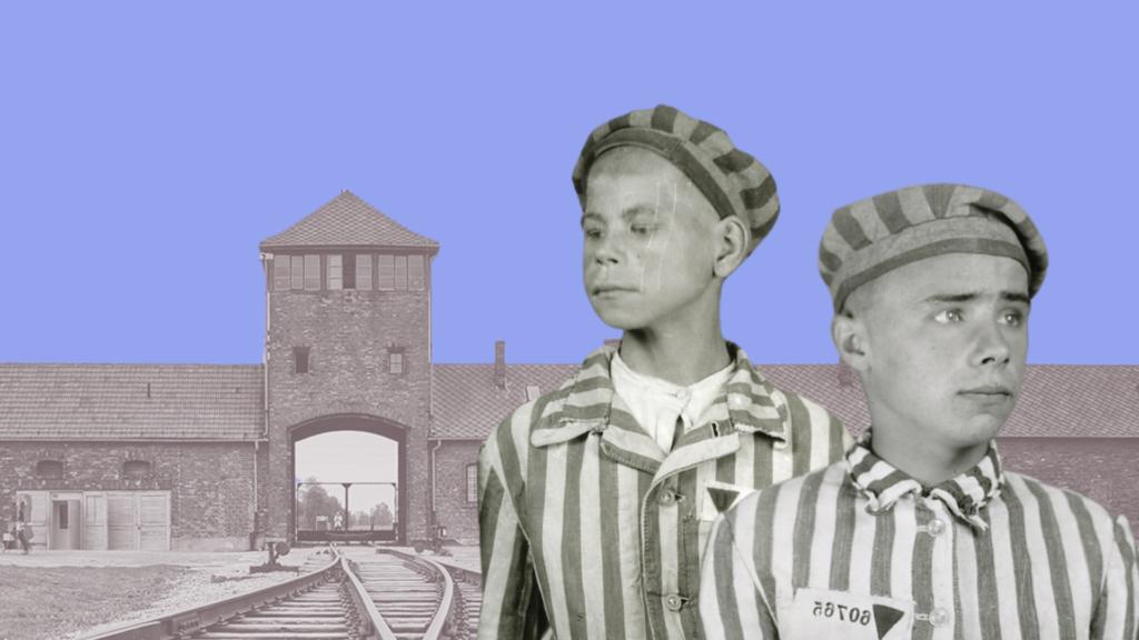 Зима на світанку: діти в нацистських концтаборах